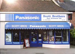 Scott Brothers, East Grinstead