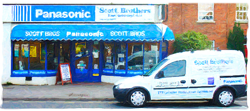 Scott Brothers East Grinstead